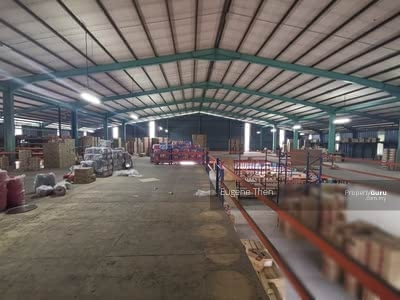 For Sale - Taman Gembira Tampoi Detached Factory