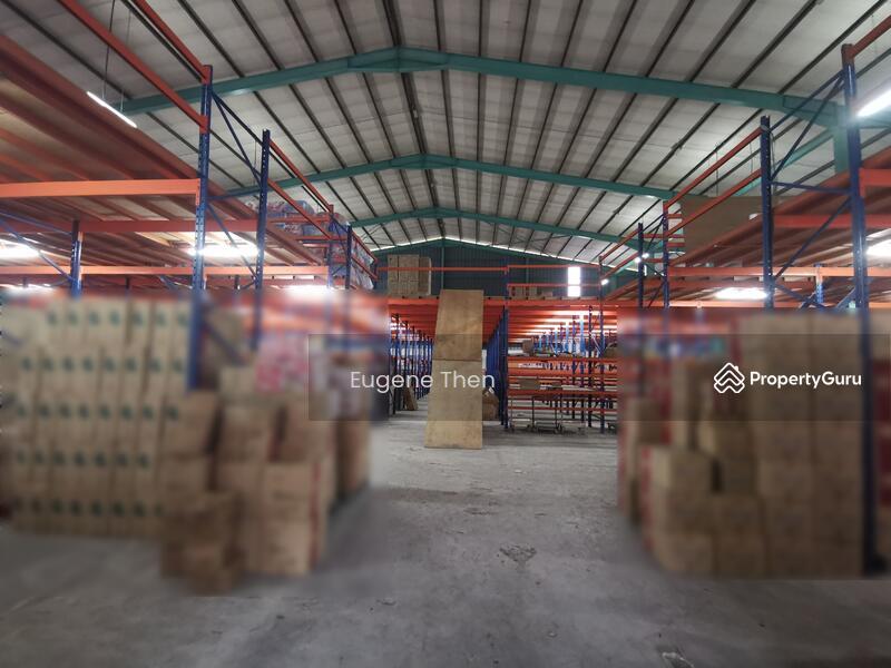 Ground floor main warehouse area