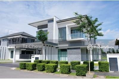 For Sale - KLCC - Ampang New Landed Semi D 【Below Market Value 28%】