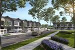 Hillside New Double Storey Home at Ampang