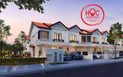 For Sale - [NEW] Nearby Sungai Buloh , 2 Storey Terrace House