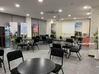 For Sale - Massive Tastefully Renovated Office at Qliq Damansara Perdana