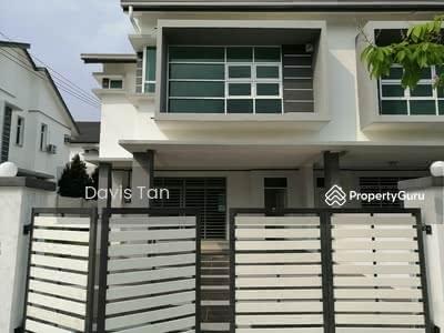 For Sale - [MCO 3. 0 Pormotion +HOC 2021 Package] 22x85 Freehold 2sty Superlink Nr Cyberjaya, Putrajaya, Dengkil