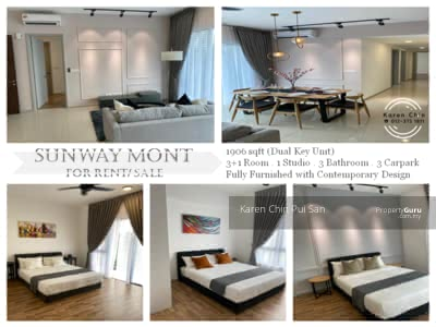 For Sale - Sunway Mont Residences