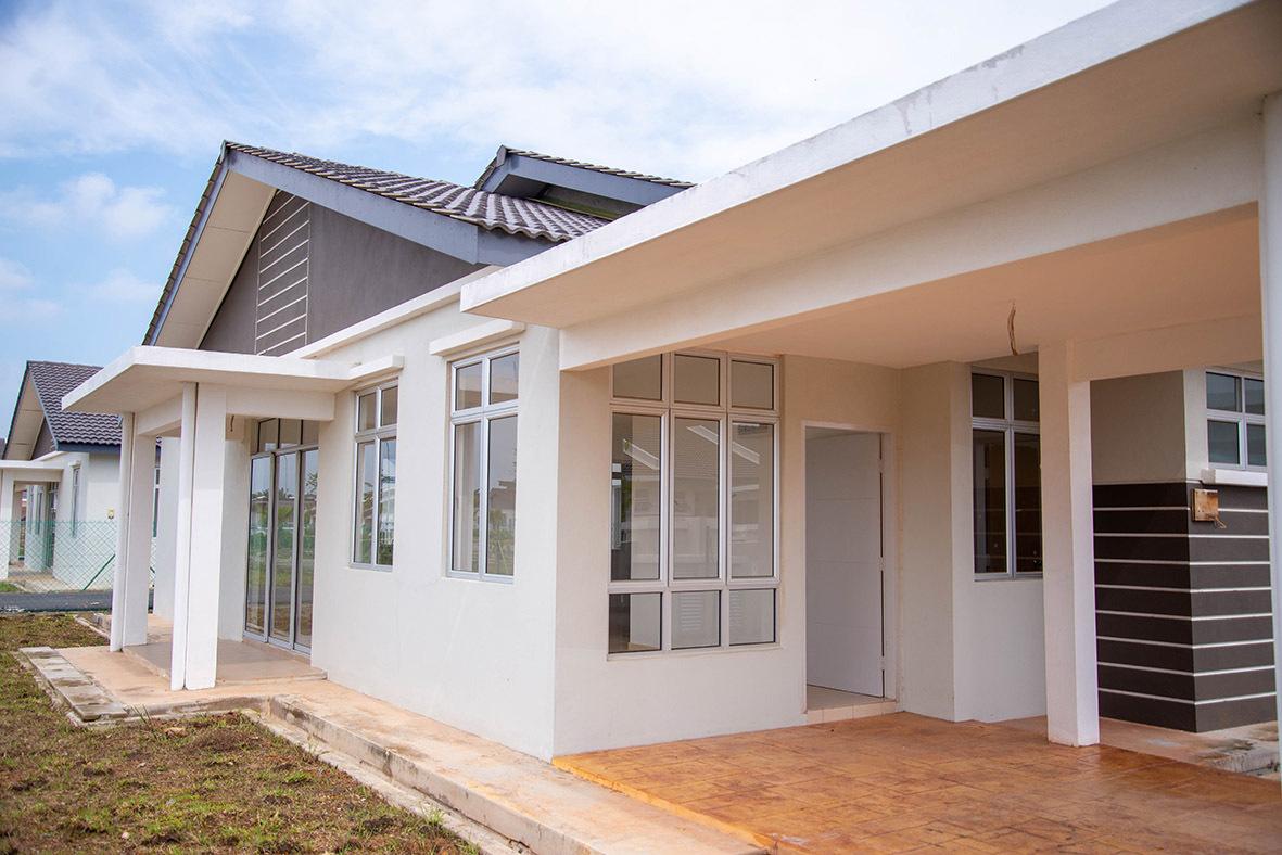 For Sale - Teres Berkembar Semi D @ PR1MA Lubok Jong Pasir Mas Kota Bharu