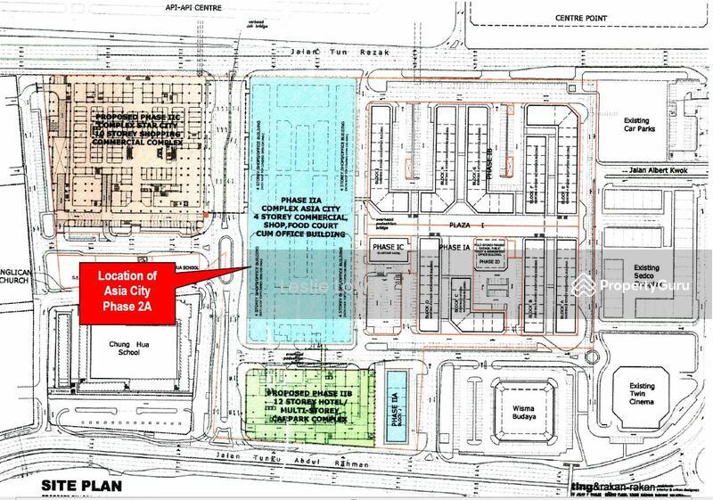 19/6/2021 BANK LELONG No.3.31 (DBKK No.3-31), Level 3, Kompleks Asia City Phase 2A, Kota Kinabalu #155491430
