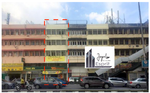 RM2. 85mil Shoplot near Sunway Velocity for Sale with Ready Tenants