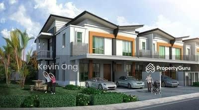 For Sale - Sentul Final Phase Landed Superlink @ Ampang Ukay Perdana