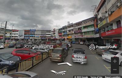For Sale - Taman Desa Jaya Kepong Shop Lots, Metro Prima, Kepong Baru , Aman Puri , Kuala Lumpur