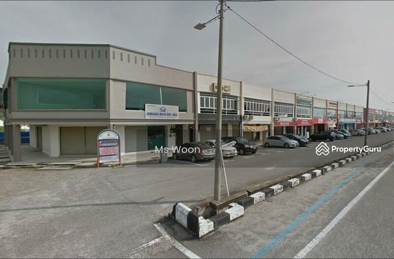 Double storey shop lot taman bukit piatu mutiara, melaka #155931164