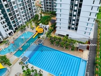 For Sale - Parkland Residence Melaka