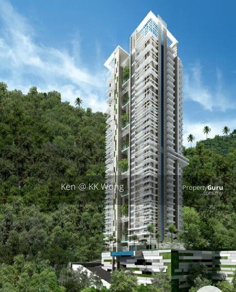 Luxury Condo at Hilltop, Greenery, Windy, Low Dessity