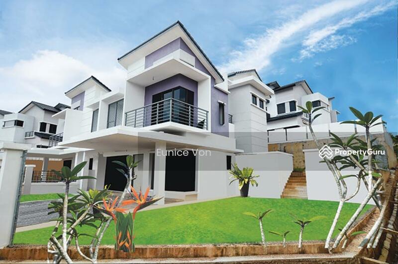 Last 3 Bumi Unit [Cashback 70K] 24*75 Double Storey Putrajaya 2-storey Terraced House #156122978