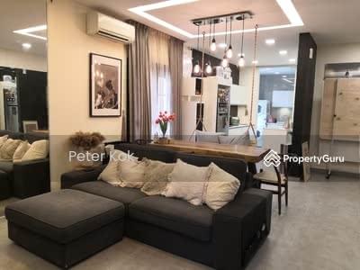 For Sale - Mutiara Damansara 2 Storey Endlot with land