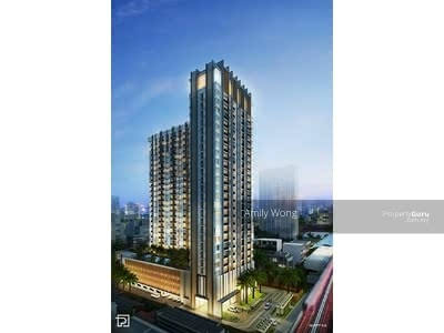For Sale - 【PAVILLION CONCEPT FIRST HOME GET RM70K REBATE】Student & Tourist Investment!