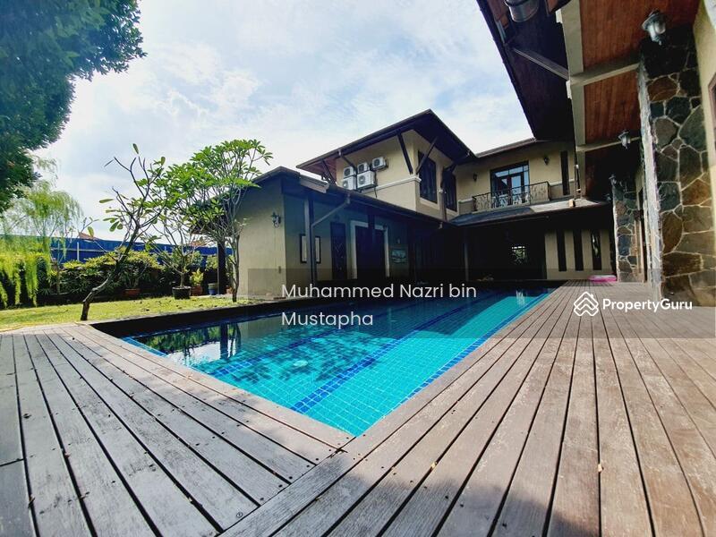 Bungalow House Seksyen 9 Shah Alam #156244200