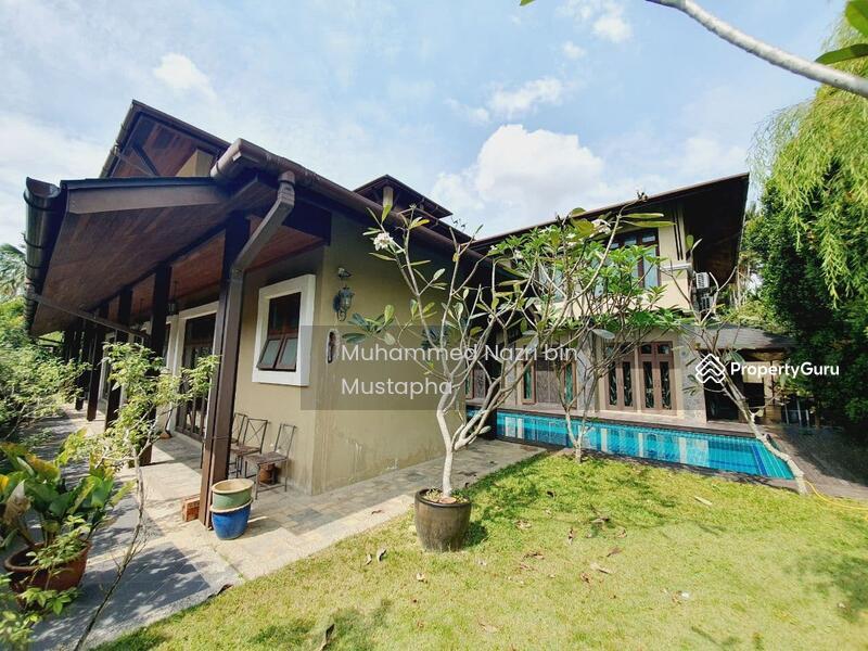 Bungalow House Seksyen 9 Shah Alam #156244208