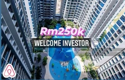 For Sale - 【SURROUNDED BY 30+ Universities & College】Best Invest Ready Tenant Condo - bukit jalil