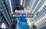 【SURROUNDED BY 30+ Universities & College】Best Invest Ready Tenant Condo - bukit jalil