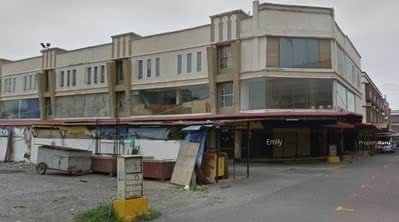 For Sale - [5 Units] 3 Storey Shop Office in Pasar Awam Bersepadu Wakaf Che Yeh, Kota Bharu, Kelantan