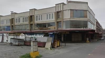 For Sale - 5 Units 3 Storey Shop Office in Pasar Awam Bersepadu Wakaf Che Yeh, Kota Bharu, Kelantan