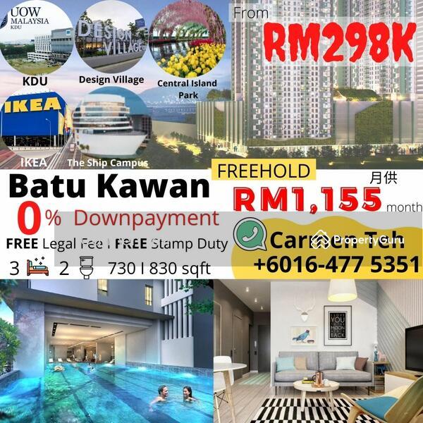 Vivo Executive Apartment Batu Kawan #156799340
