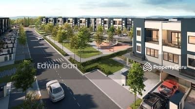 For Sale - Kota Warisan Hybrid Townhouse