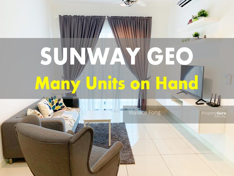 Sunway Geo Residences #161321428