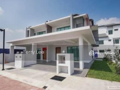 For Sale - 2-sty 35x80 Semi-D Concept 【Below selangor area Market Value】Klang Valley/shah alam/seri kembangan