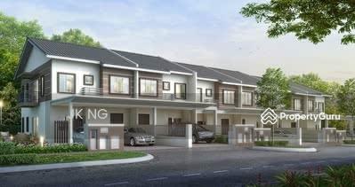For Sale - [2021 HOC Promotion] 2 storey near seri kembangan , serdang