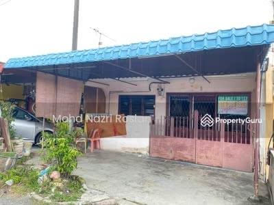 For Sale - Single Storey Terrace Taman Kesang Indah, Jasin