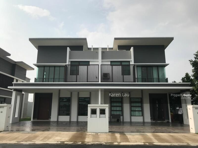 [SEMI D Concept] 22x85 Freehold 2 Sty Superlink Shah Alam Subang 0% D/P #157207552