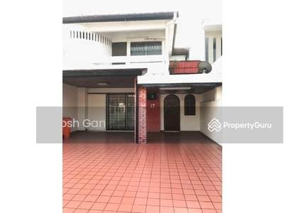 For Sale - Guarded Double Storey Link In Damansara Jaya