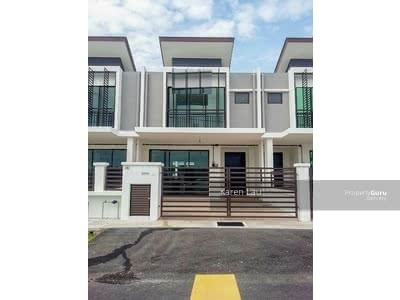For Sale - [SEMI D Concept] 22x85 Freehold 2 Sty Superlink Kajang Bangi Semenyih 0% D/P