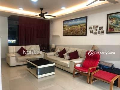 For Rent - (Very Nice) 2-Storey Terraced House @ Mutiara Damansara/ Bandar Utama/ Damansara Perdana