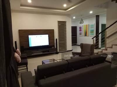 For Rent - Bungalow Setia Eco Park [FULLY FURNISHED]