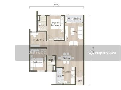 For Sale - [Rumah Mampu Beli TERMURAH] Pangsapuri Damansara
