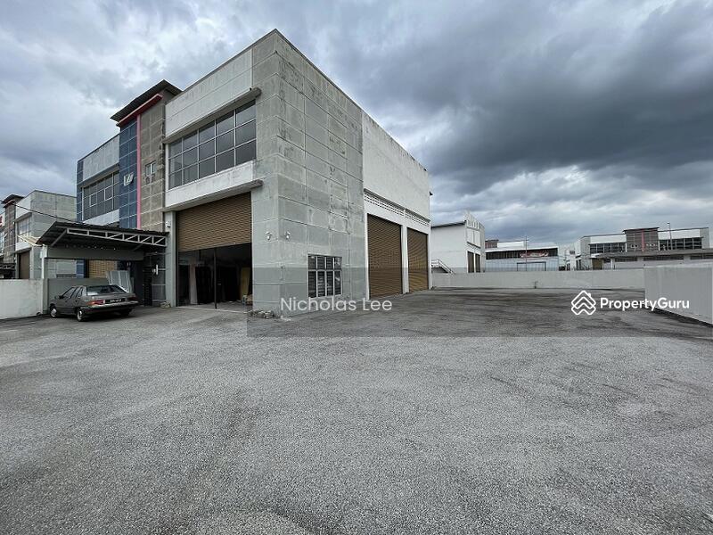 1.5 Storey Corner SEMID Factory At Tasek #157445286
