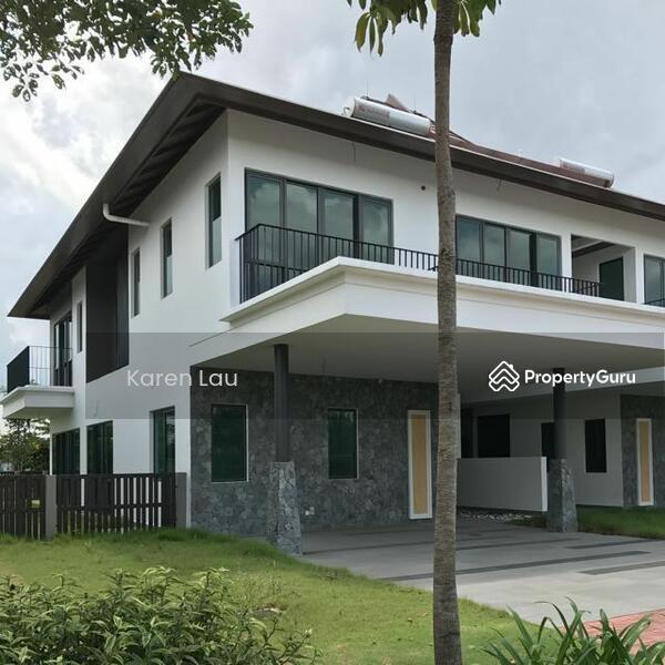 [Rumah Mcm Semi D!!] 24x75 Luxury 2-Sty Superlink Freehold Nr Shah Alam Subang #157453586