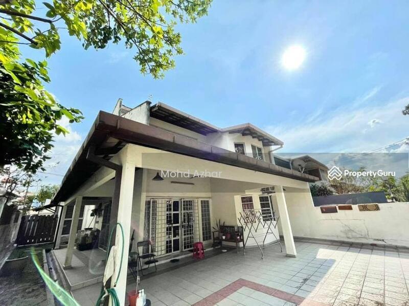 Terrace Superlink Endlot Pinggir Zaaba TTDI #157593804