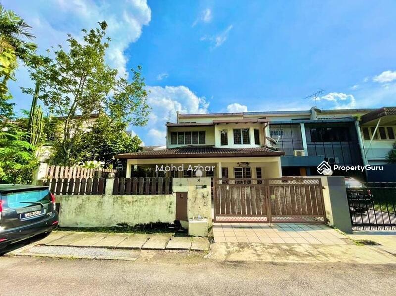 Terrace Superlink Endlot Pinggir Zaaba TTDI #157593806