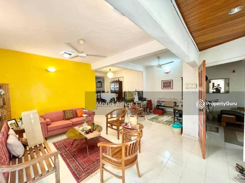 Terrace Superlink Endlot Pinggir Zaaba TTDI #157593808