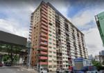 Hang Tuah apartment, Jalan Hang Tuah