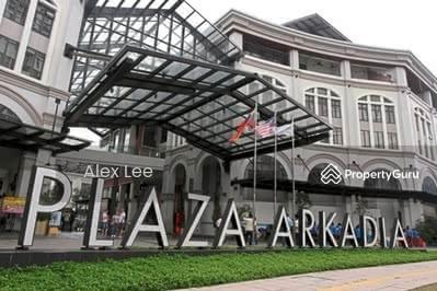 For Sale - Plaza Arcadia, Desa ParkCity