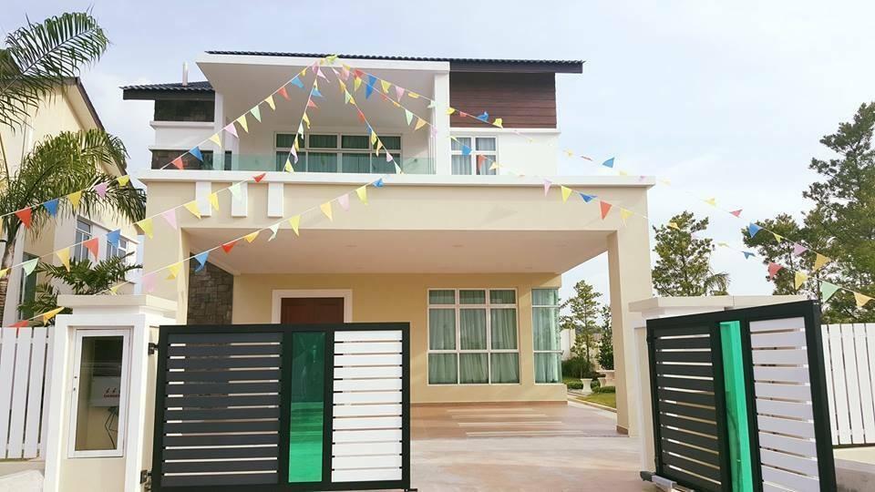 For Sale - 26x80 corner lot Extra land 24 Feet 【selangor Super Cheap Price】Klang valley/kajang/bangi/semenyih