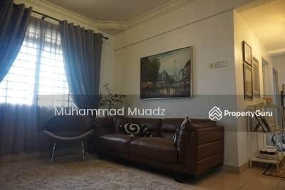For Sale - Condominium Putra Intan Dengkil Selangor Rumah Cantik, Kitchen cabinet, plaster ceiling, Semi Furnis