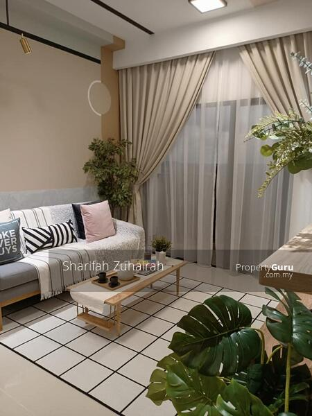 [FREEHOLD] Partially Furnished Serviced Apartment, Denai Alam, Shah Alam #157847706