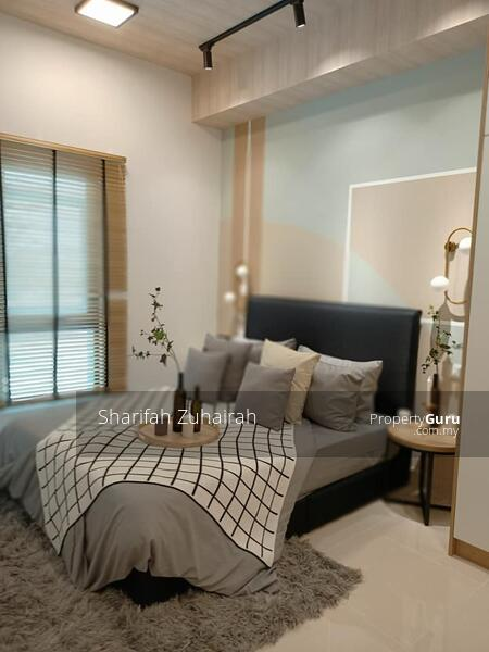 [FREEHOLD] Partially Furnished Serviced Apartment, Denai Alam, Shah Alam #157847708