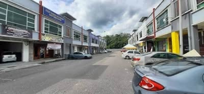 For Rent - Office Taman Bandar Baru Simpang Empat BBSE, Alor Gajah Melaka
