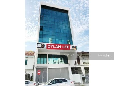 For Sale - 5 Storey Commercial Building Macalister
